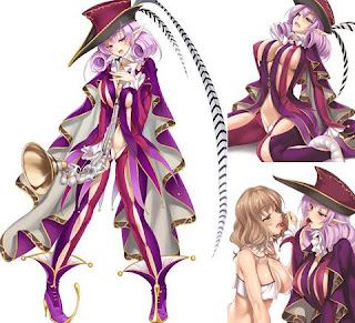 Queen's Blade: Grimoire