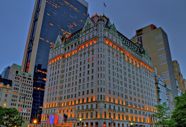 The Plaza Hotel em Nova York