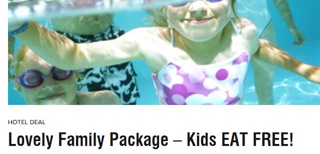 """預訂Marriott萬豪旗下曼谷萬怡Courtyard Bangkok""""Lovely Family Package""""可享成人免費早餐及兒童免費早午晚餐(12/31前有效)"""