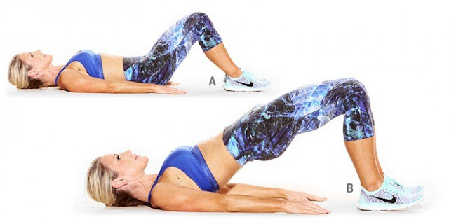 8 Exercises For Women Over 40 To Look Younger