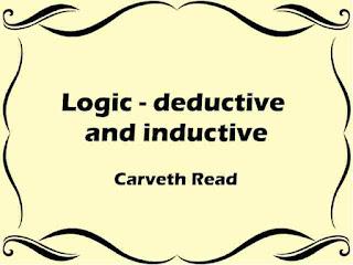 Logic - deductive and inductive