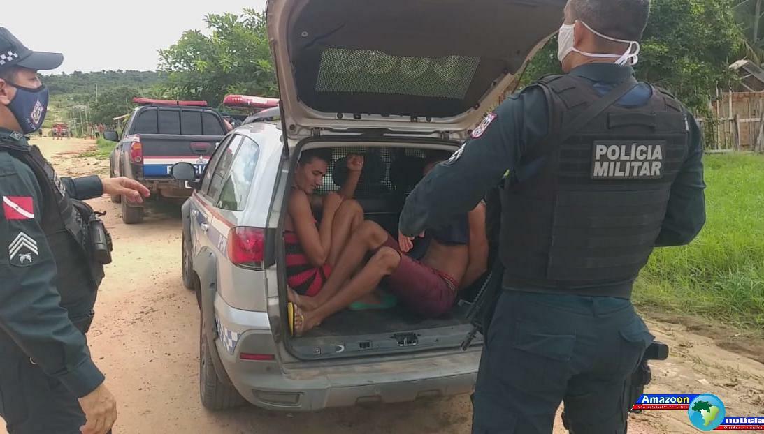 Polícia desarticula quadrilha e prende 7 pessoas por roubo em Óbidos.