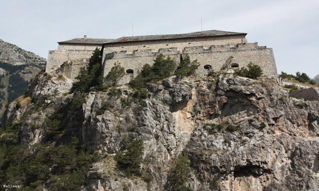 Le Fort Victor-Emmanuel en Savoie