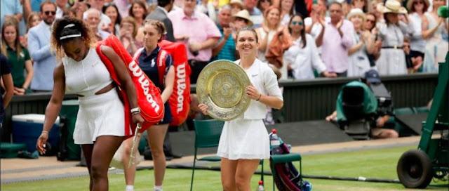 Dış Köşe   Kadınlarda şampiyon Simona Halep!