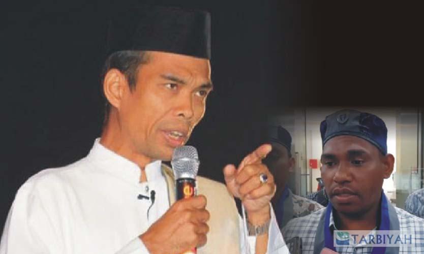 GMKI polisikan Ustadz Abdul Somad