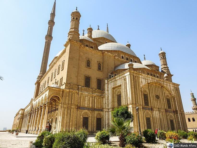 Mesquita de Mohamed Ali - O que fazer no Cairo, Egito