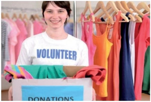 Volunteering is fun!