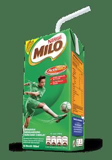 Milo Minuman Favorit Anak-Anak