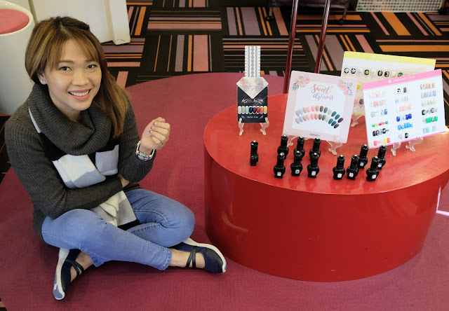 a photo of askmewhats nikki tiu at Dashing Diva at Gangnam Du