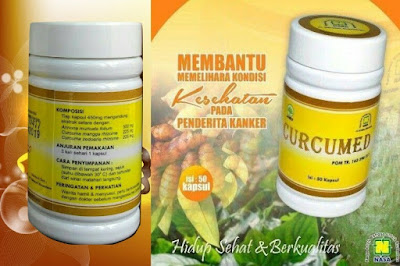 Curcumed Nasa-Herbal Khusus Pencegahan Kanker