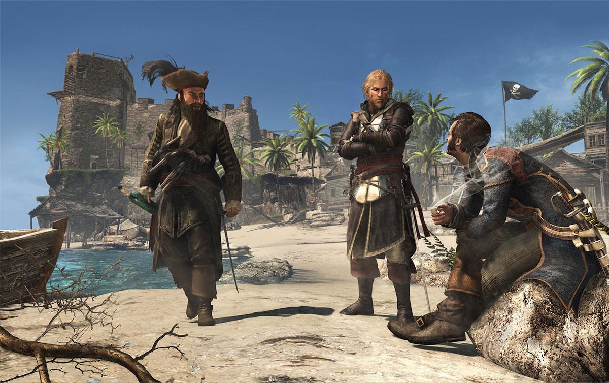 Pirates: The Pirate Empire: Libertalia