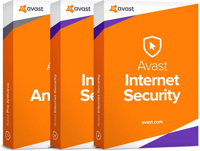 Avast Security 2020
