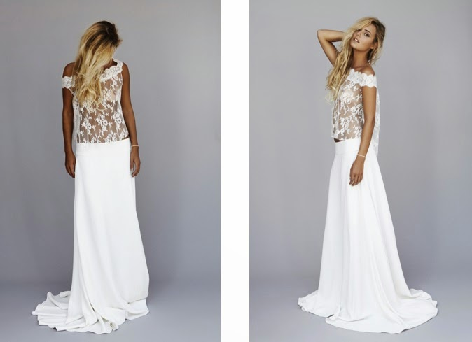 Gut gemocht Robe de mariee campagne chic – Robes de mode site photo blog VR96