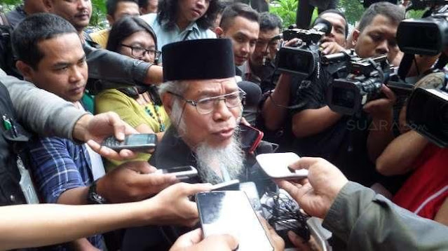 Abdullah Hehamahua Akan Salahkan FPI Jika Hal Ini Terjadi