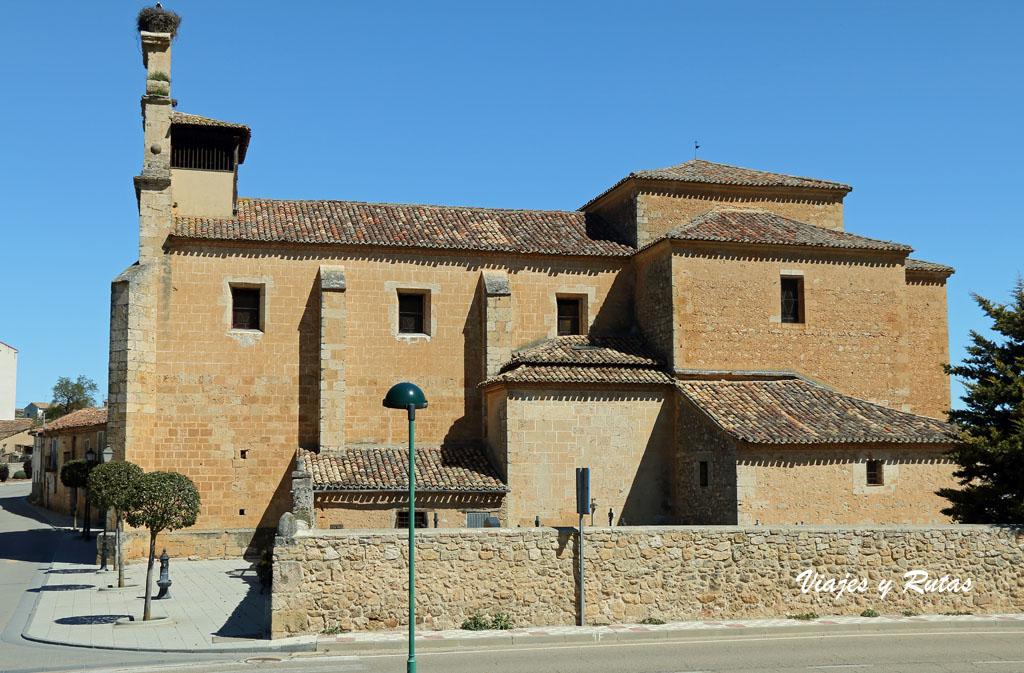 Iglesia de santa Cristina,  El Burgo de Osma