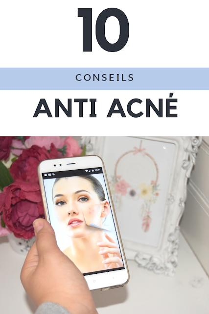 Dix conseils pour se débarrasser de son acné