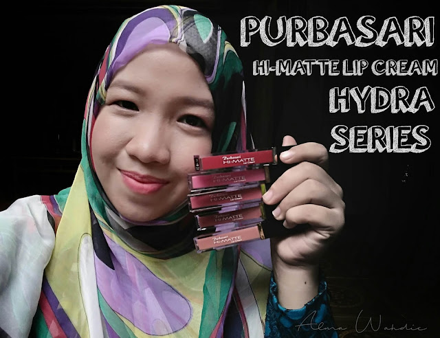 Purbasari Hi-Matte Lip cream review lengkap 1