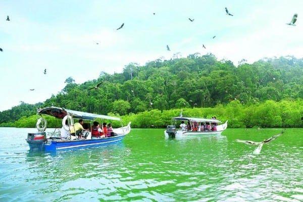 Pelbagai Tempat Menarik Popular di Langkawi