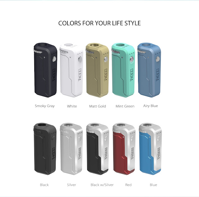 Yocan UNI Mod new colors version launched