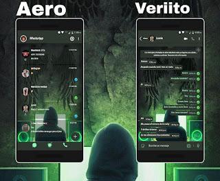 My Angel Theme For YOWhatsApp & Fouad WhatsApp By Veriito