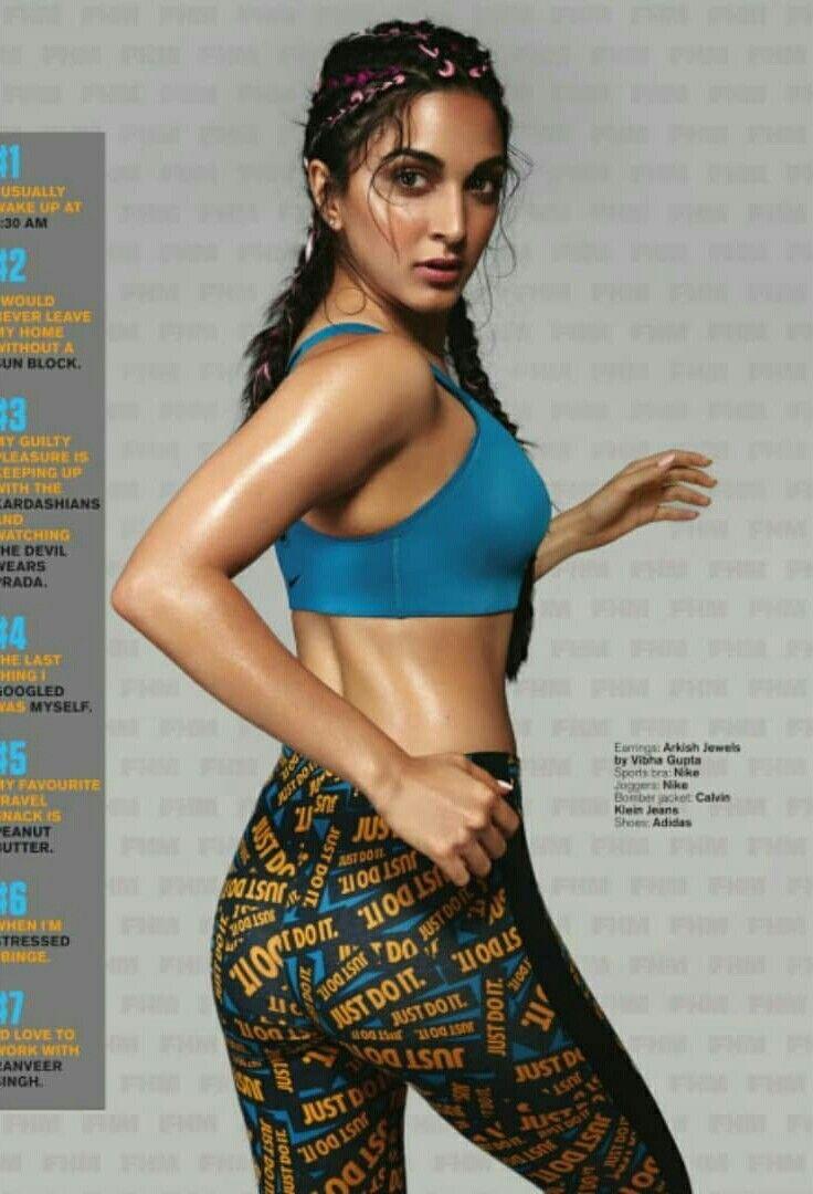 Kiara Advani Erotic Pics | Kiara Advani Hot Photo Shoot