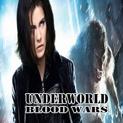 Underworld 5: Blood Wars Poster Film