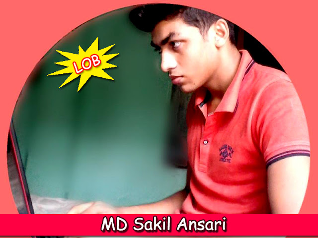 Md Sakil Ansari from BE-PINKU