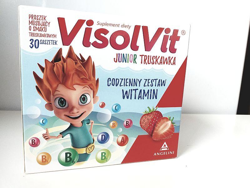 Zestaw witamin i minerałów dla dzieci | Visolvit
