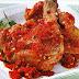 Resep Membuat Ayam Balado Special