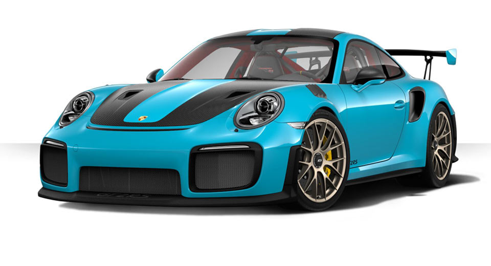 A New Dose Of Speed! 2018 Porsche 911 GT2 RS