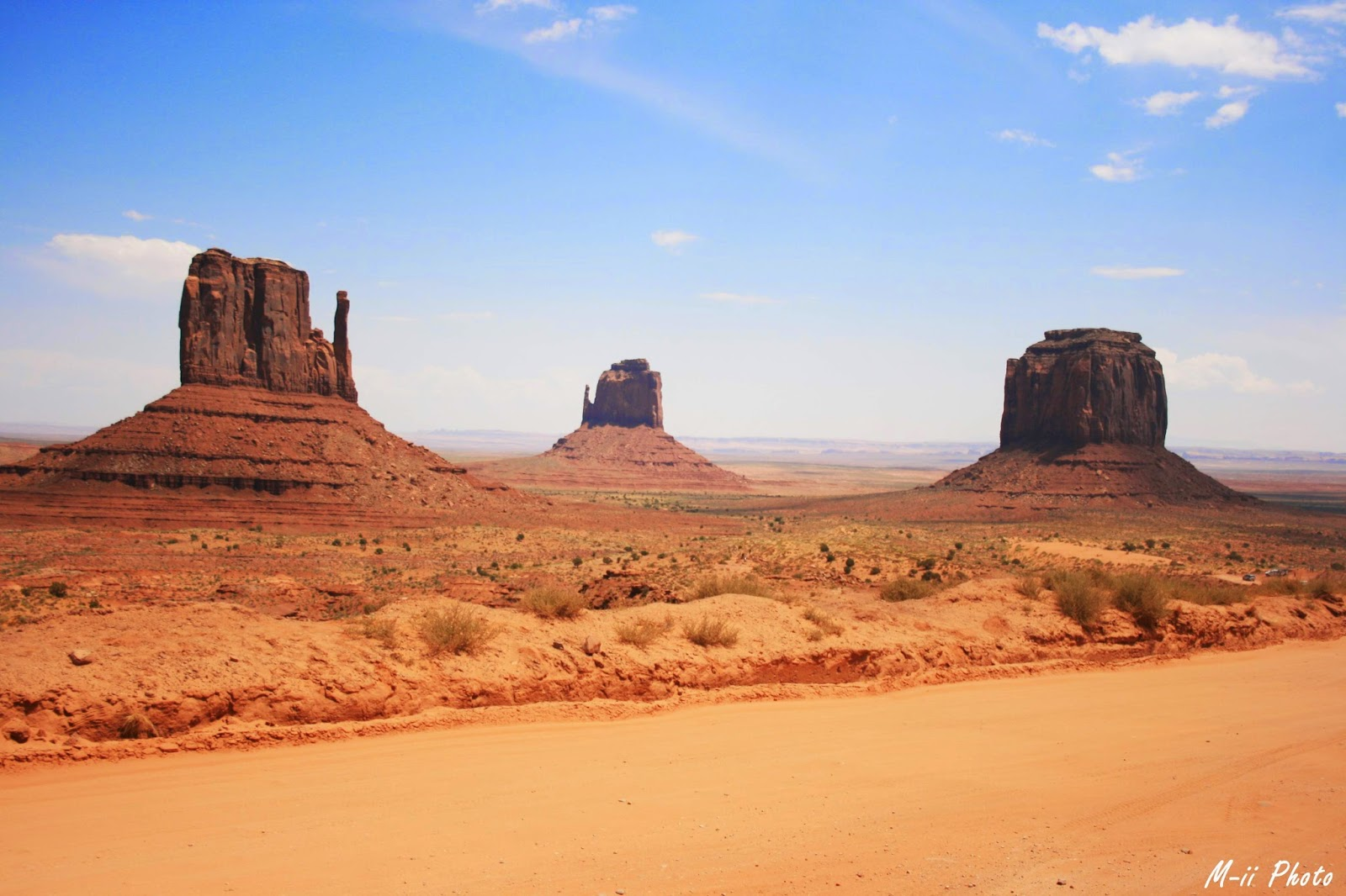 M-ii Photo: Monument Valley