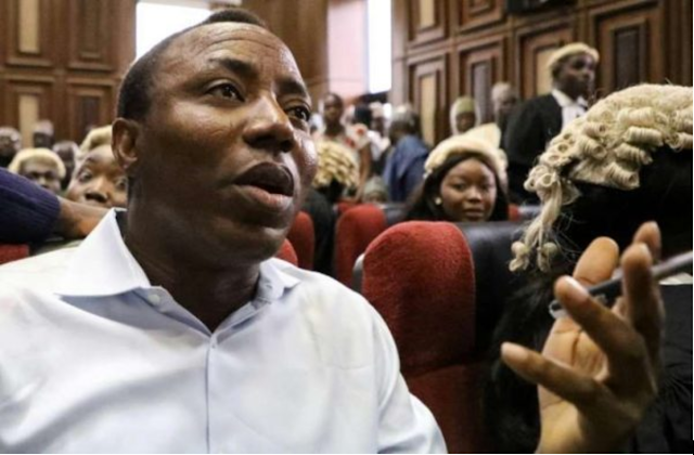 N10bn suit: Court summons publisher of the Sahara Reporters, Sowore on false article