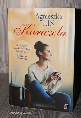 """Książkowa Sobota - Agnieszka Lis """"Karuzela"""""""