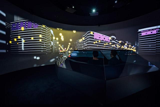 Audi pesquisa o uso do tempo livre em carros autônomos