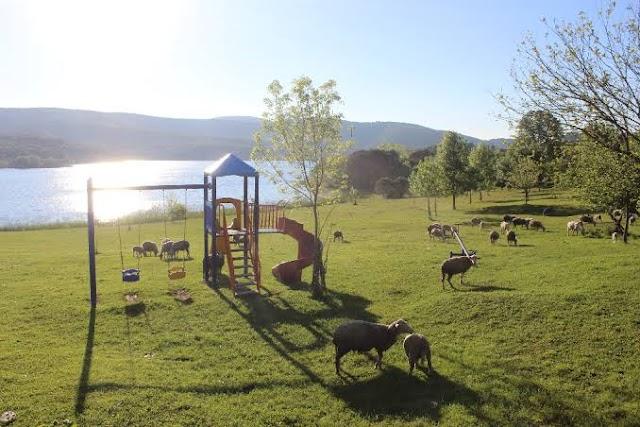 اجمل مكان سياحي في مدينة سكاريا بحيرة بويرازلار