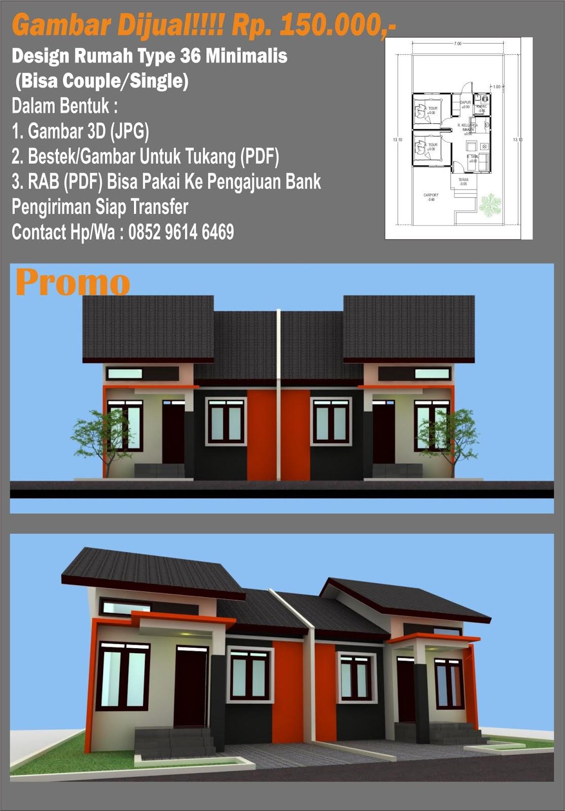 33+ Trend Desain Dapur Rumah Type 36 72 Terkeren   Expo ...