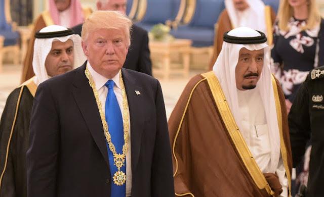 ترامب-السعودية