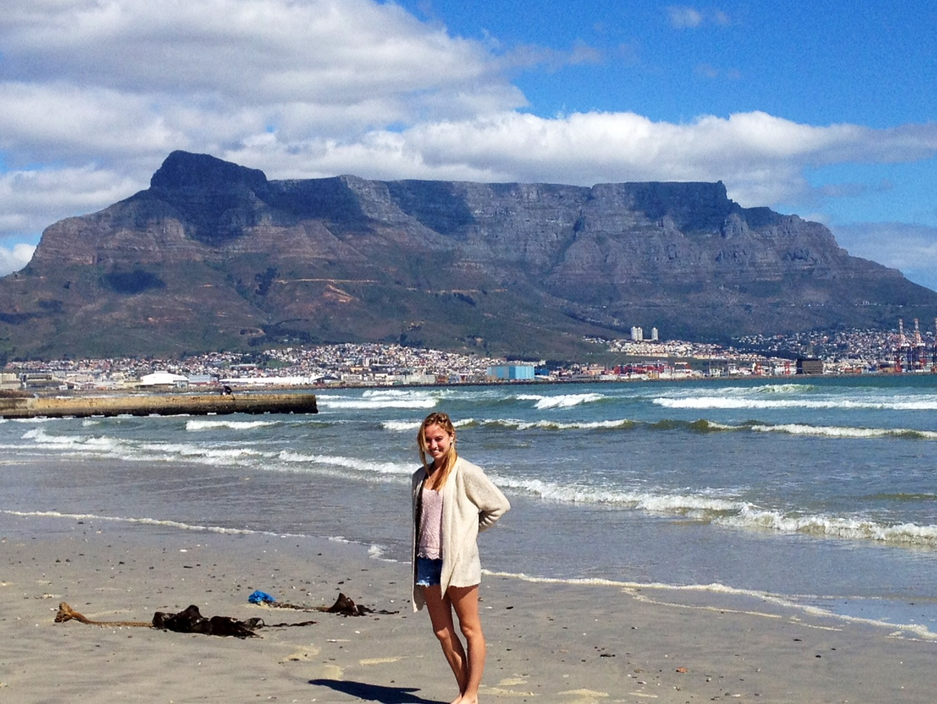 Table Mountain, Paarden Eiland