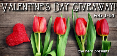 Valentine's Day #Giveaway
