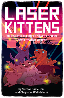 Laser Kittens cover image