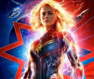 New Poster for Captain Marvel is here: Trailer coming soon