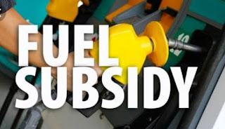 Federal Government's subsidy on petrol hits N2.4bn daily from N774mil
