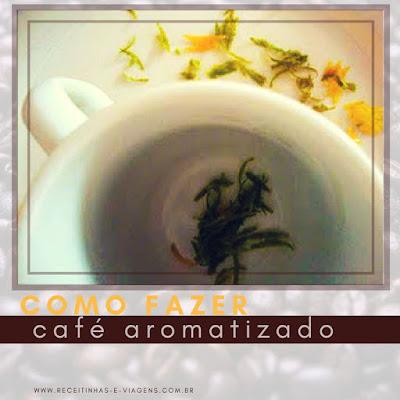 Como fazer café aromatizado com raspas de limão