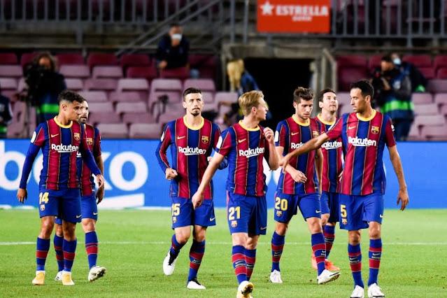 FOOTBALL - Barça: Clasico, Ronald Koeman announces bad news