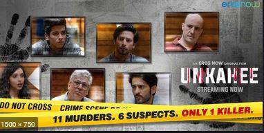 Unkahee (2020) Hindi Full Movie Watch Online HD Print Free Download