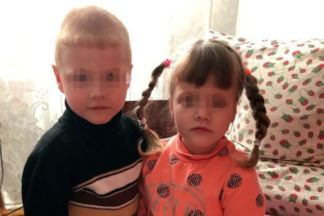 Предновогоднее чудо: в Самарской области дети, которых морила голодом родная мать, обрели семью