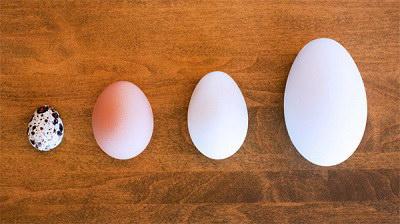 Nguyên liệu làm bánh – Trứng