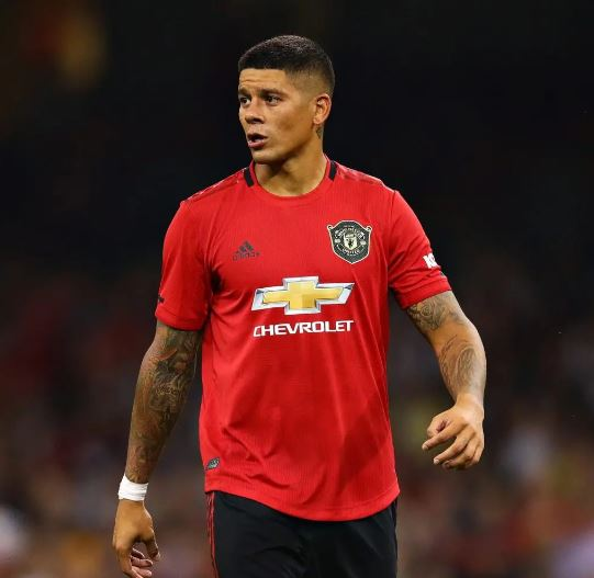 Marcos Rojo Leaves Man United For New Club