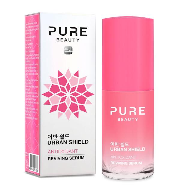 Watsons Pure beauty Urban shield antioxidant Reviving Serum Canlandırıcı Yüz Bakım Serumu