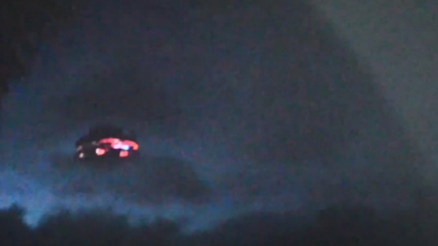 UFO Sighting From 2014 Ignored